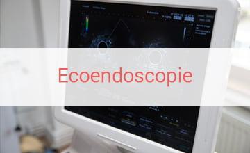 Ecoendoscopie