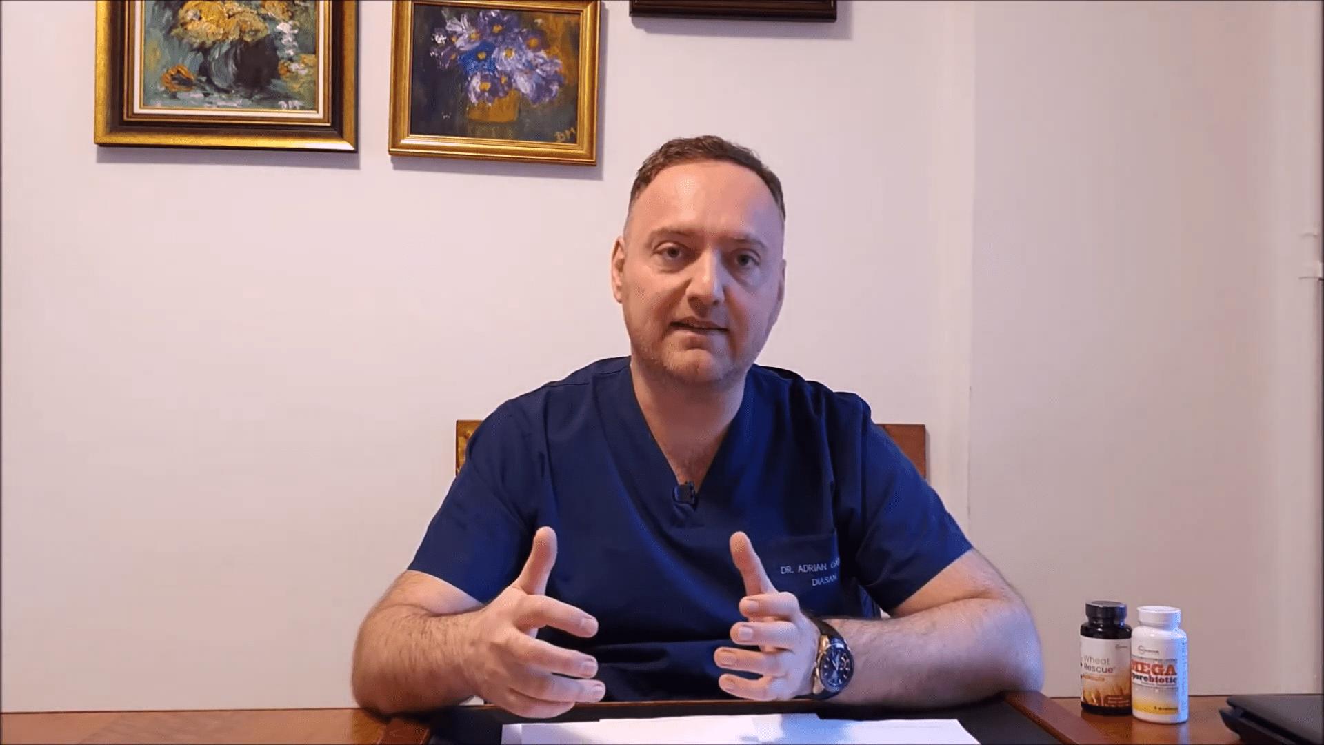 Megasporebiotic repară disbioza din Boala Celiacă și grăbește vindecarea